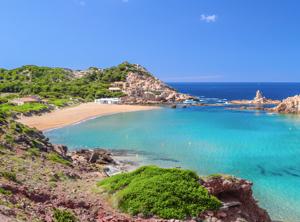 Strand Menorca