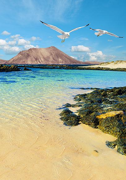 Buche jetzt deine Strandferien in Spanien
