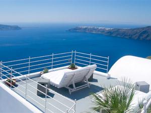 Hotels luxus pur for Case a mykonos vendita