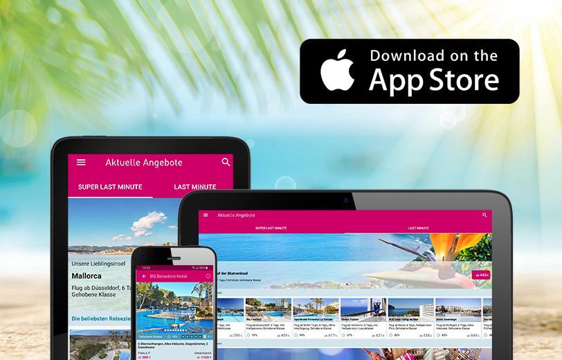 ltur App für iOS