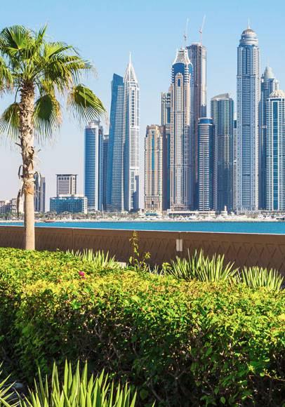Jetzt Dubai Urlaub buchen - inklusive COVID-VERSICHERT!