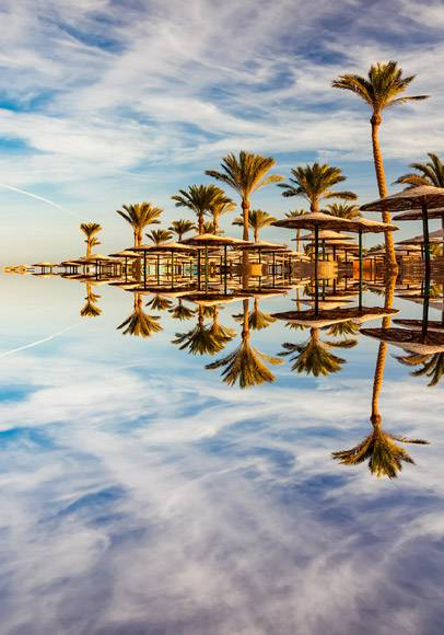 Buche jetzt deinen Familienurlaub in Ägypten