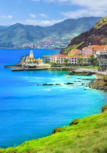 Réservez vos vacances sur l'île de Madère !