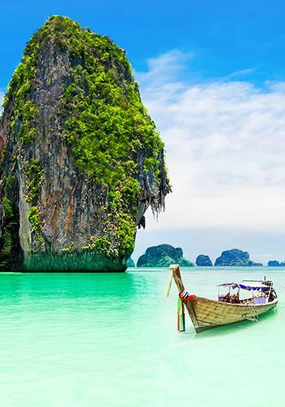 Réservez vos vacances en Thaïlande !