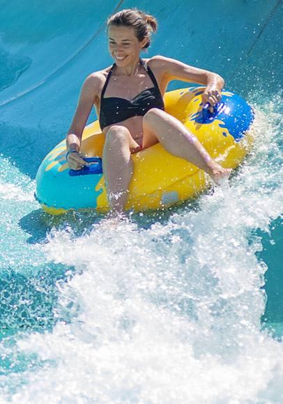 Réservez vos vacances dans hôtels avec toboggans aquatiques !