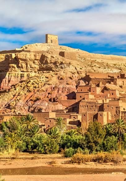 Réservez vos vacances en Maroc et Tunisie