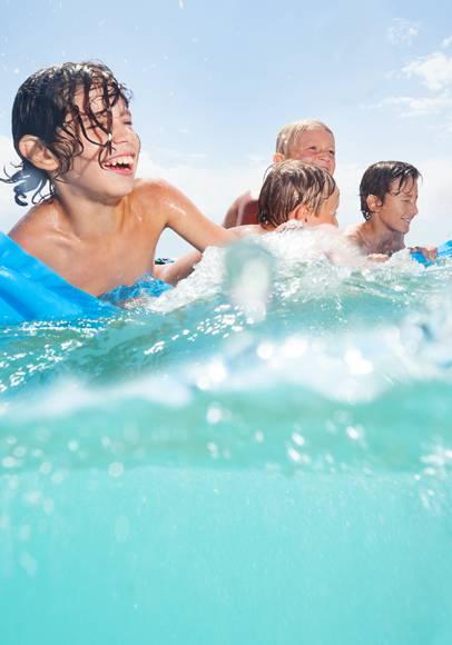 Réservez vos vacances en famille dans hôtels de luxe !