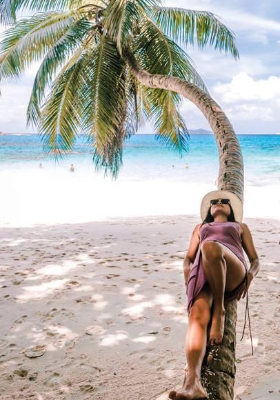Réservez vos vacances aux destinations lointaines !