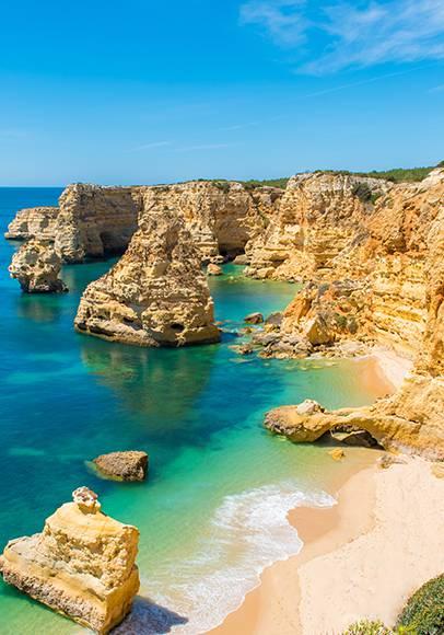 Réservez vos vacances en Algarve !