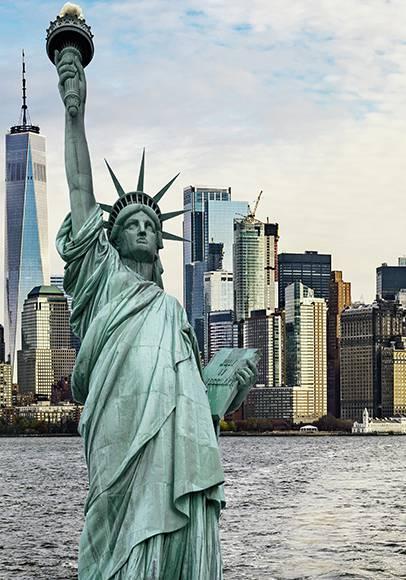 Réservez vos vacances aux États-Unis !