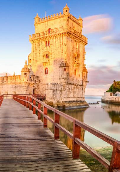 Réservez vos vacances à Lisbonne !