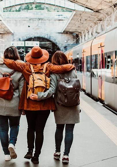 Jetzt günstige Bahntickets für deinen Urlaub buchen!