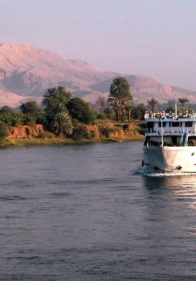 Buche jetzt deine Nilkreuzfahrt