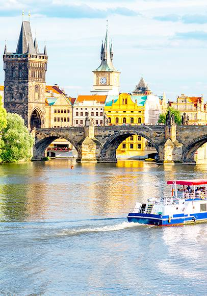 Réservez vos escapades mini à Prague !