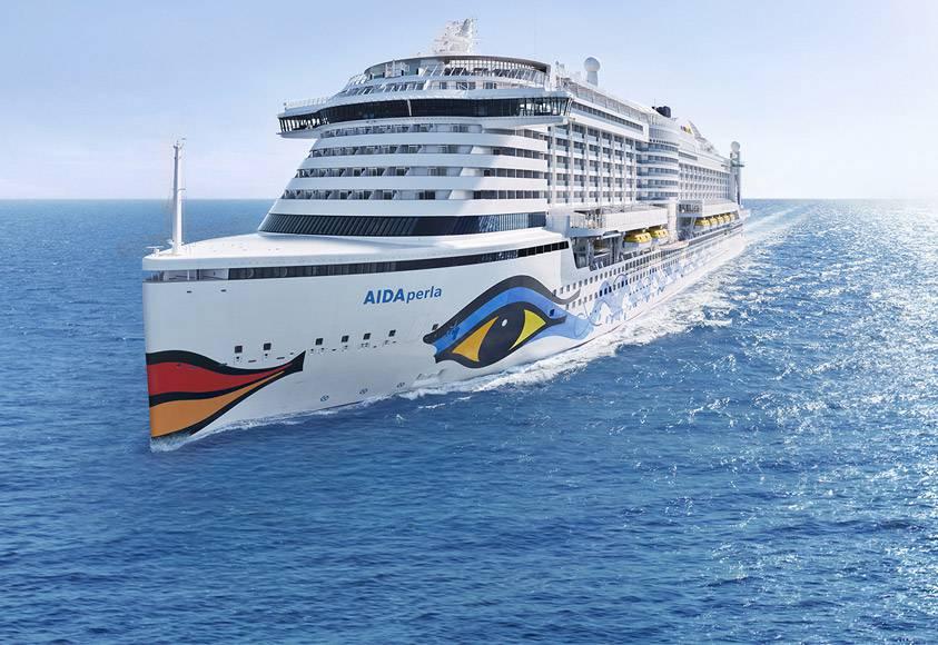 Jetzt deine Kreuzfahrt mit AIDA buchen!