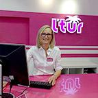 Shop L'TUR Agentur Freiburg