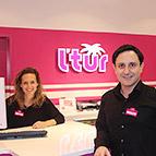 Shop l'tur Agentur Stuttgart Flugh